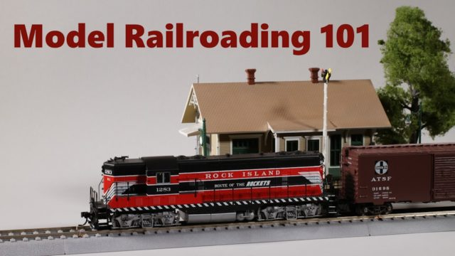 Model Railroading 101 - Get Started with Model Trains
