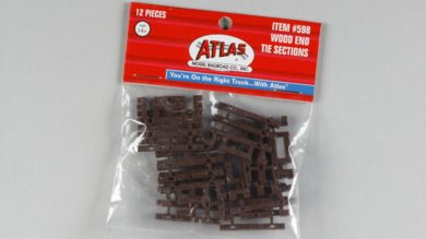 Enhance Your Atlas Flex-Track with End Tie Sections
