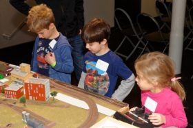 Model Railroading 101 Class at the Museum of Transportation