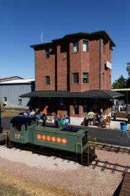 John Woods' Arborway, T.T. & Northwestern Railroad