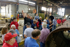Continental Fabricators Tour