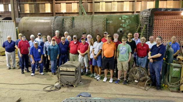 Tour of Continental Fabricators