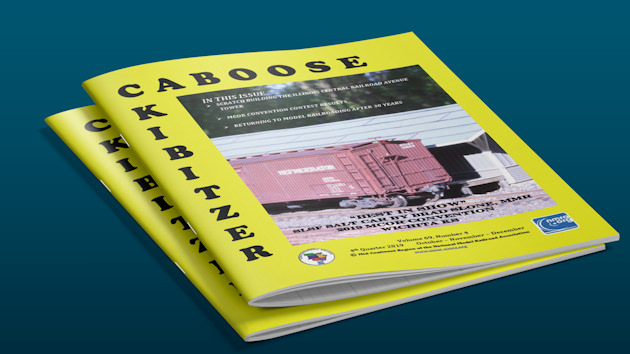 Volume 69 Issue 4 Of The Caboose Kibitzer Is Now Online