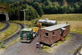 David Bufka's Modern-Era HO Scale Midwest Model Railroad