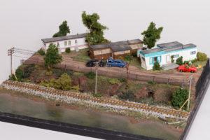 Trailer Park Diorama