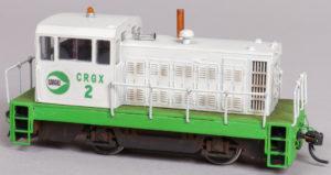 Cargill Diesel Locomotive
