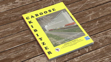 Caboose Kibitzer, 2020, Vol. 70, No. 3